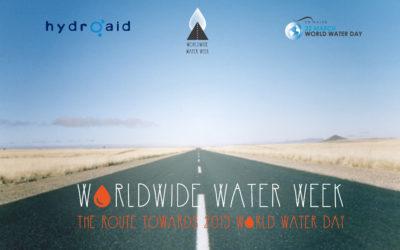WWW-Worldwide Water Week