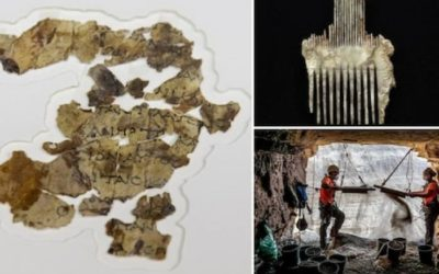 P. Alliata: i frammenti biblici del mar Morto scoperta 'rara e importante'